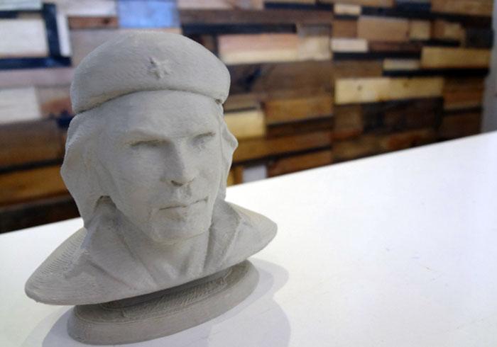 che 3D Printed Ideaz 3D