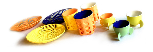 Figulo 3D Printed Ceramics 3D Systems