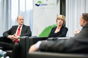 Future of plastics Styrolution Panel