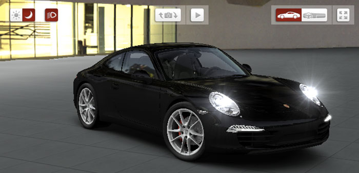 my dream porsche 3D Model