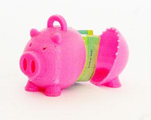 Piggybank 3D Factory