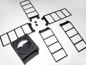 Windform 3D printed part