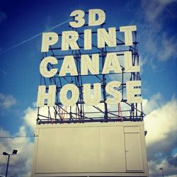 3D Print Canal House DAS