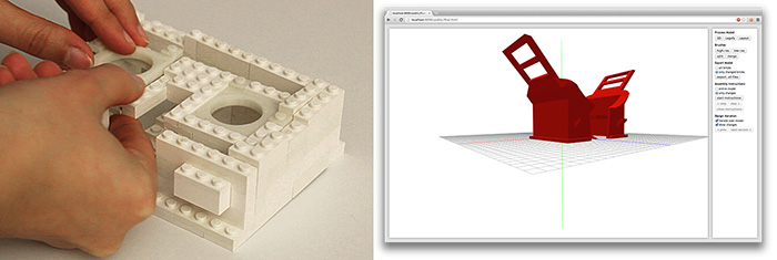 Lego 3D Printing 3D Model CAD