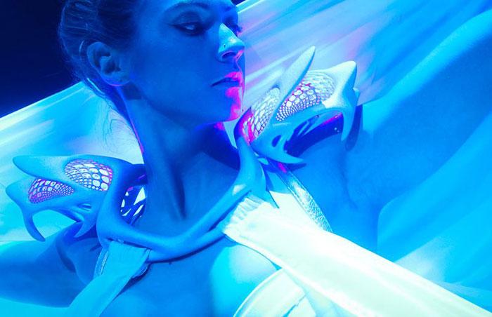 Materialise Cirque de Soleil 3D Printing
