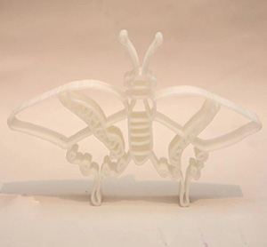 New Visuality 3D Printing Art Therapy