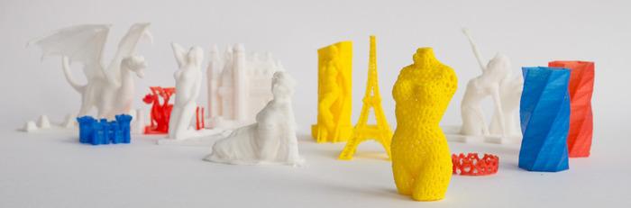 Rappy 3D Printed Kickstarter