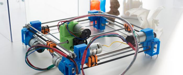 Rappy 3D Printer Kickstarter