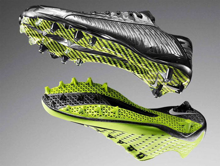 Vapor Carbon Nike 3D Printing