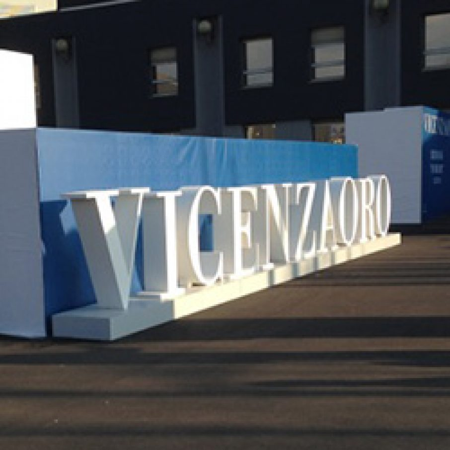 Vicenzaoro 3D Printing Jewellery Event