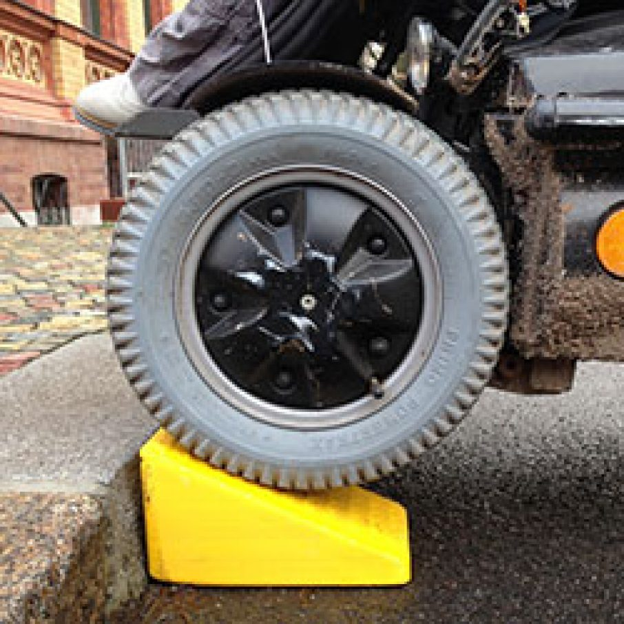 Wheelchair Ramp 3D Printed Prototype
