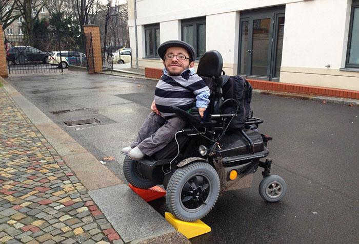 Wheelchair Ramp 3D Printed