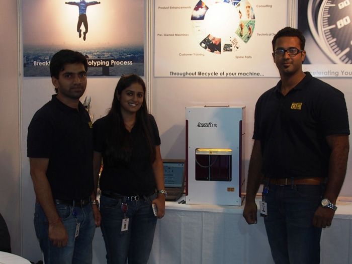 accucraft 3D printer launches