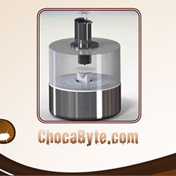 Chocabyte chocolate 3D printer