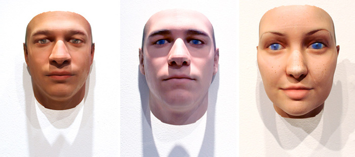 faces 3D Printing Mcor