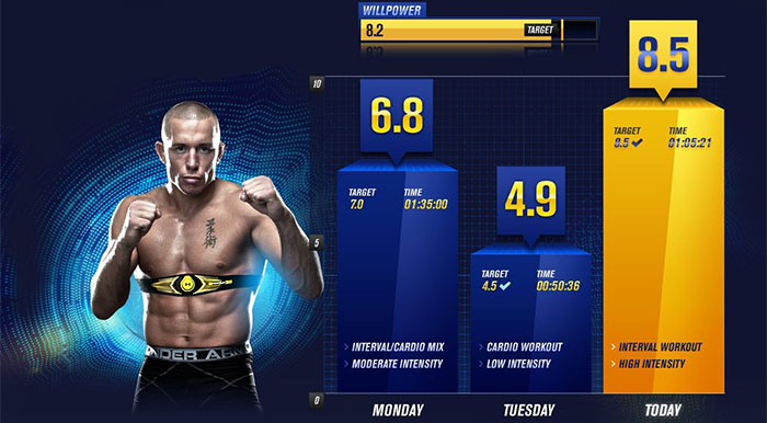 gsp Armour 39 activewear