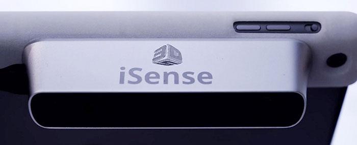 iSense 3D Scanner