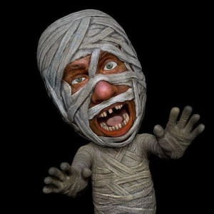 mummy CULTS 3D model repository