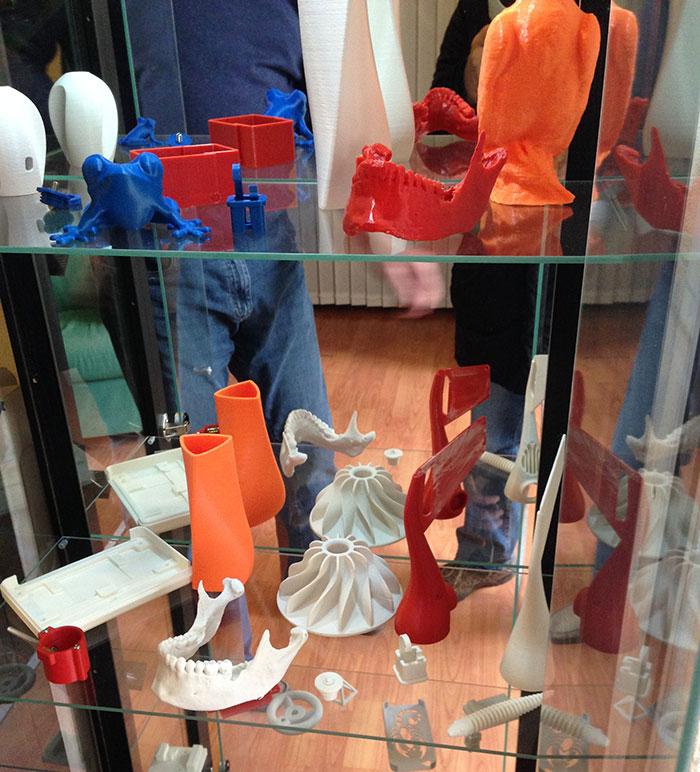 3D Printed Parts 3D Printing