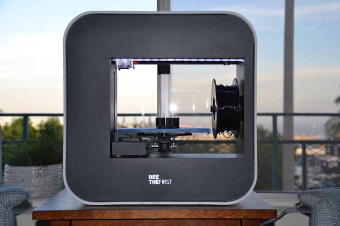 3D Printer BEETHEFIRST front