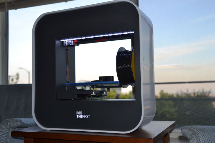 3D Printer BEETHEFIRST side