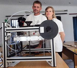 3D Printer Robobeast