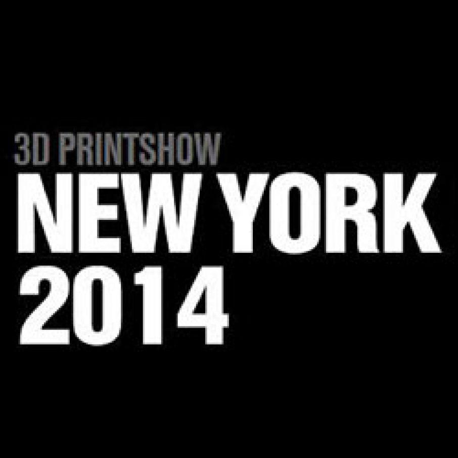 3D Printing 3D Printshow New York 2014