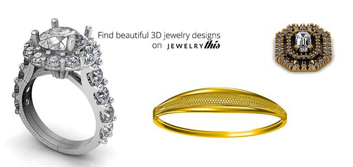 3D Printing Jewelry this