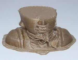 3D Printing buddha 3DFilaPrint