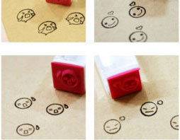 3D Printing rubber stamp