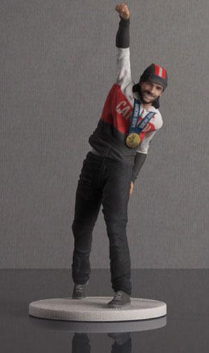 3D Printing sochi Figures