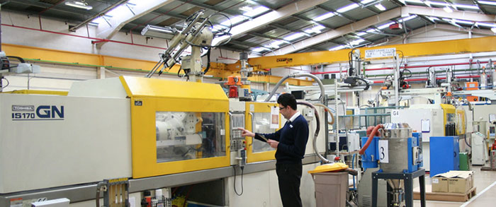 Brother injection moulding