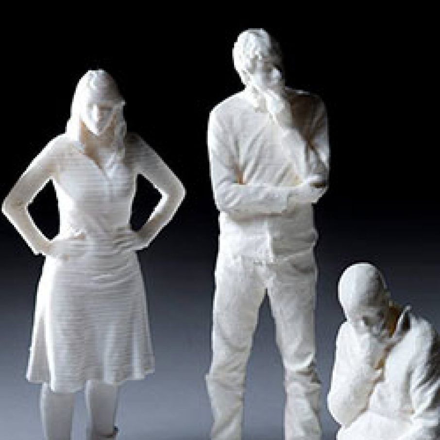 DoubleMe3D Offers 3D Scan And 3D Print Services