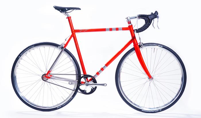 FM 3D Printed Titanium Bicycle