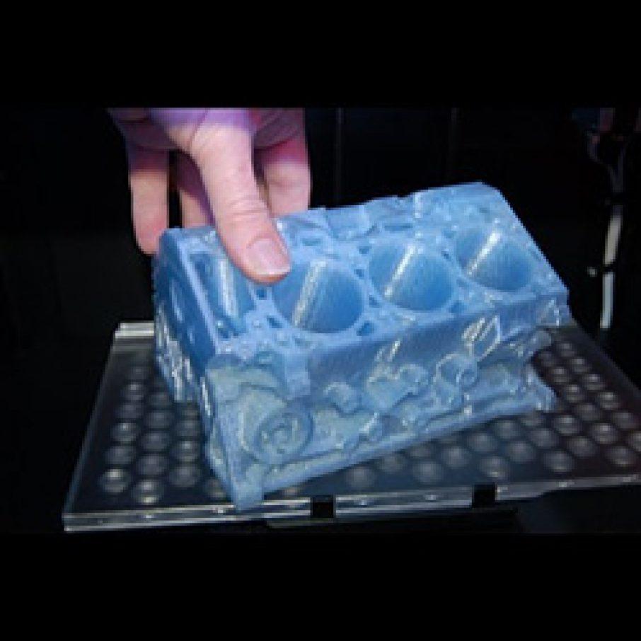 Fast Car Lane 3D Printing OEM parts