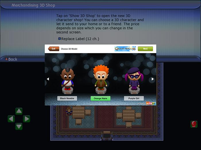 Graalonline Games Add 3d Print Character Shop 3d