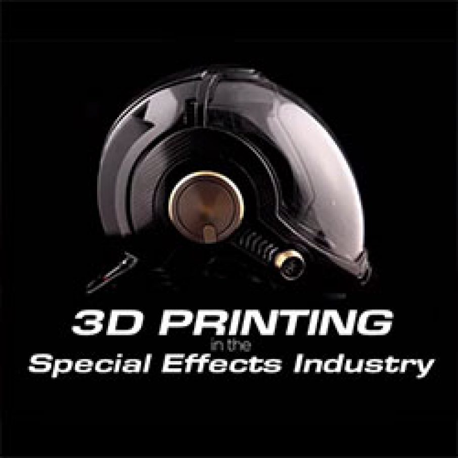 Legacy Effects 3D Printing