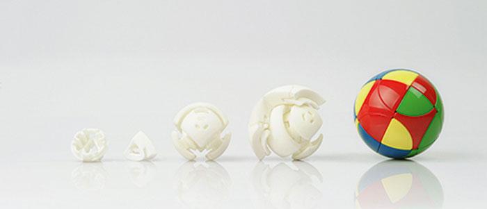 3D Printing Marusenko sphere