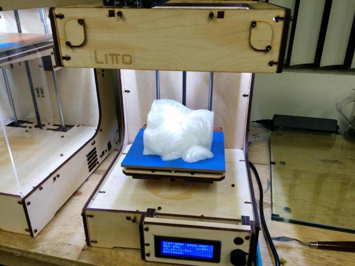 Tinkerine 3D Printer 3D Printing