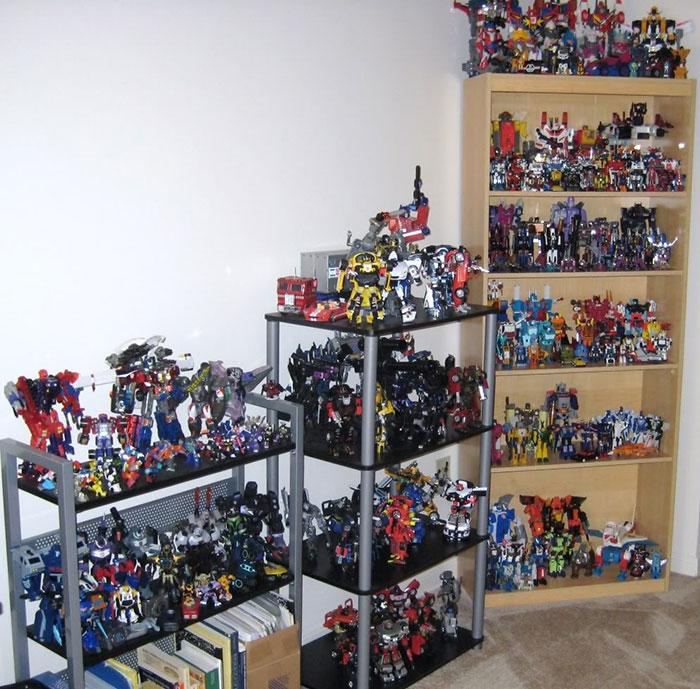 Transformers toys 3d printing