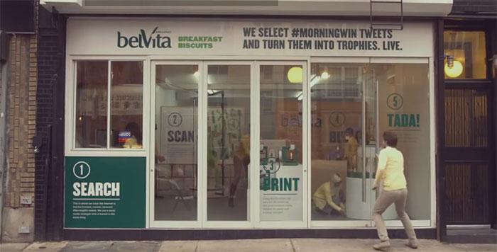 belvita store front 3D Printing