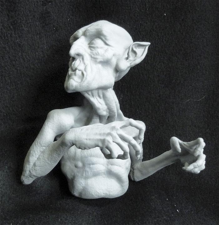goblin 3D Printed 3D Printing