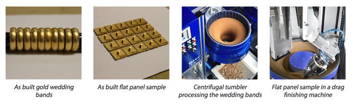 gold sintering 3D Printing