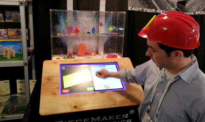 piecemaker kiosk 3D Printing