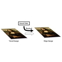 Steganography 3D Printing