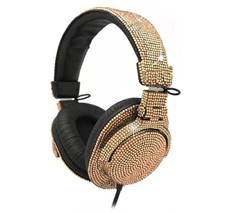 xjeweled headphones 3D Printing