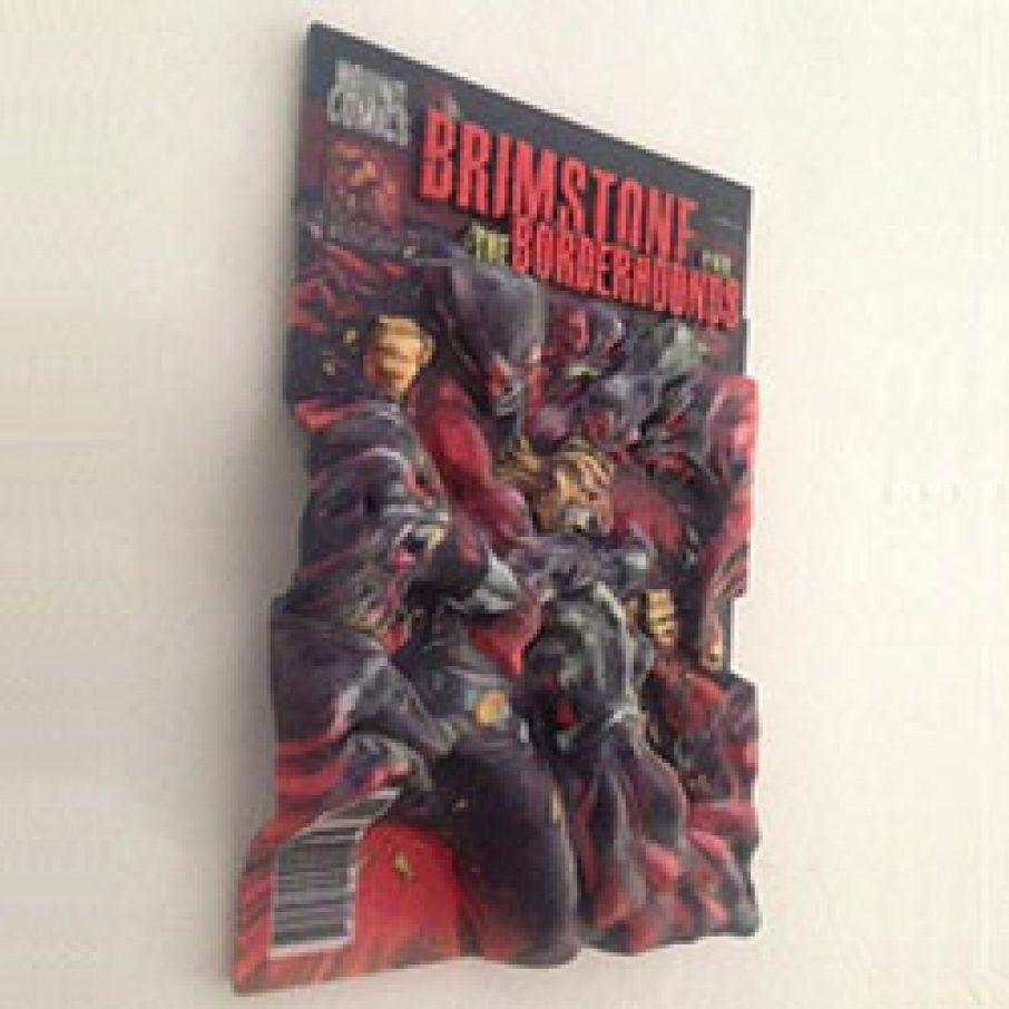 3D Printing brimstone cover CoKreeate