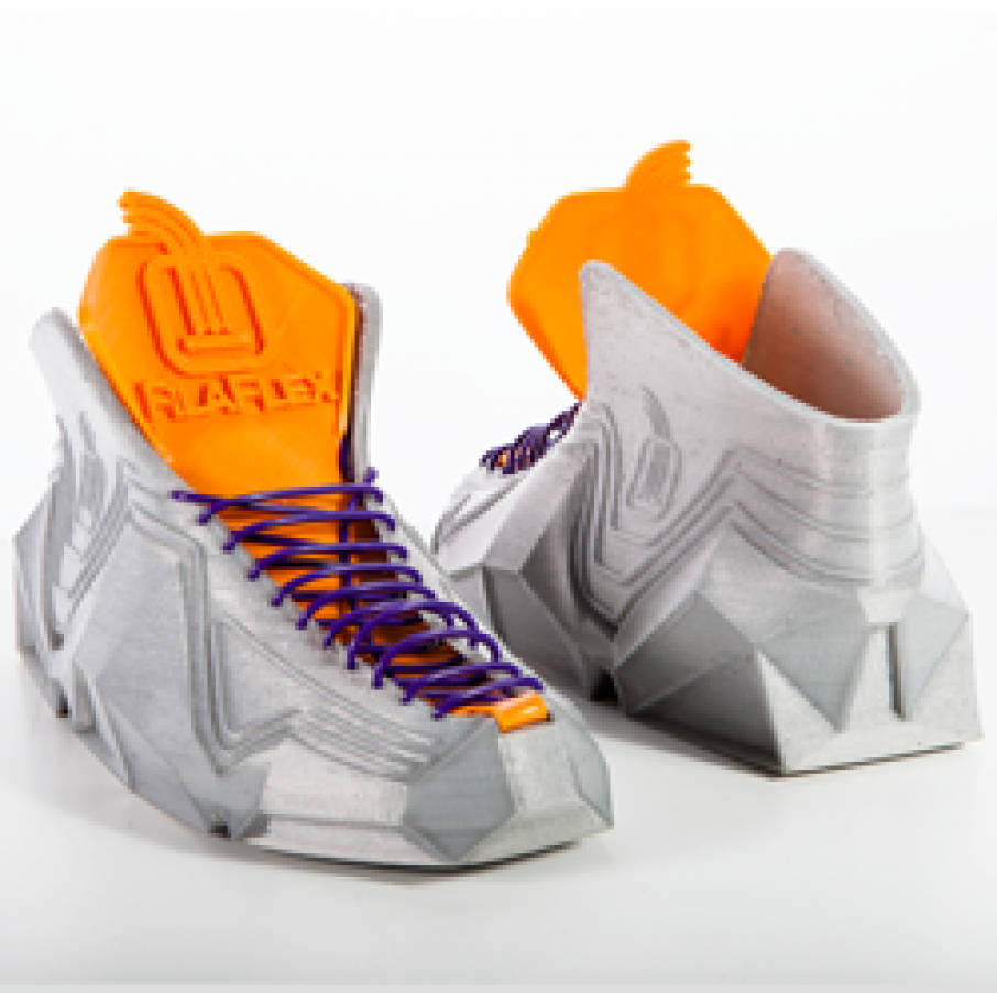 3d printed filaflex shoes