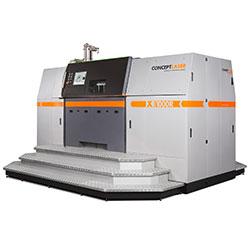 3d printer BU2 X line 1000R