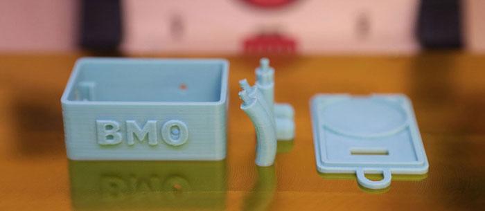 3d printing 3d parts